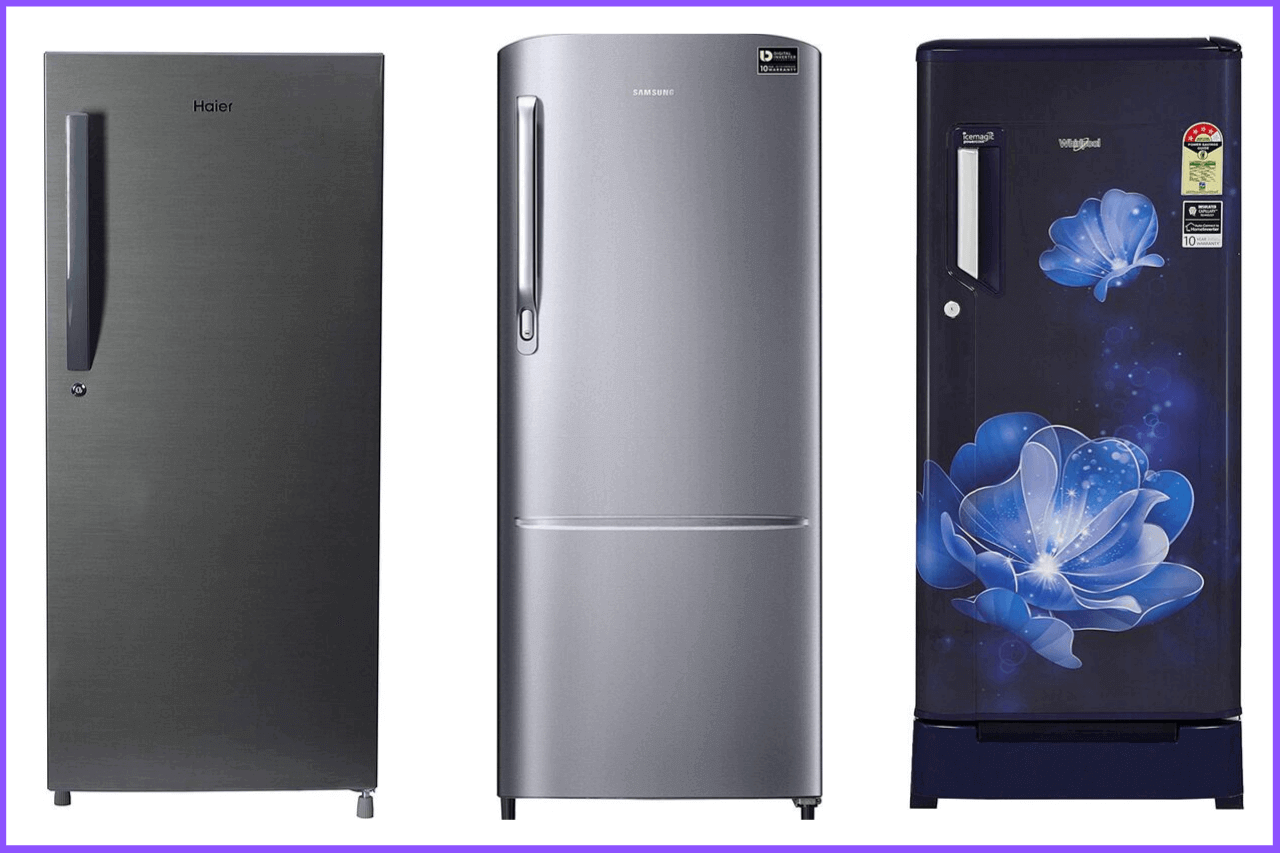 Best Refrigerators Under 15000 in India