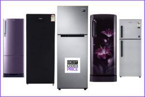 5 Best Refrigerators Under 20000 in India