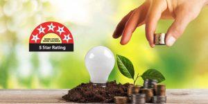 Haier 195 L refrigerator power saving rating chart
