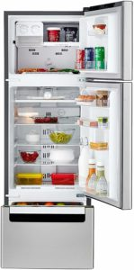 Whirlpool 240 L Frost Free Multi-Door Refrigerator storage