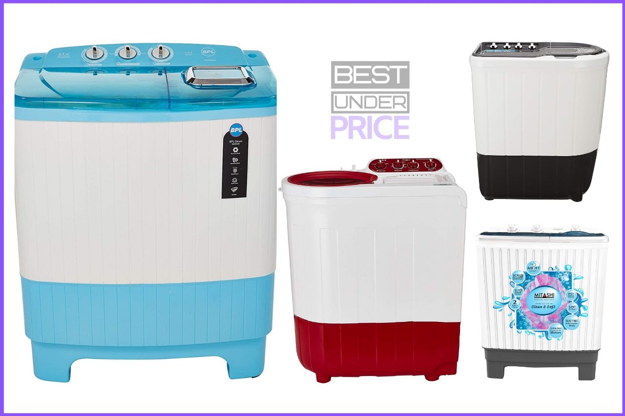 Best Washing Machines under Rs 10,000 India