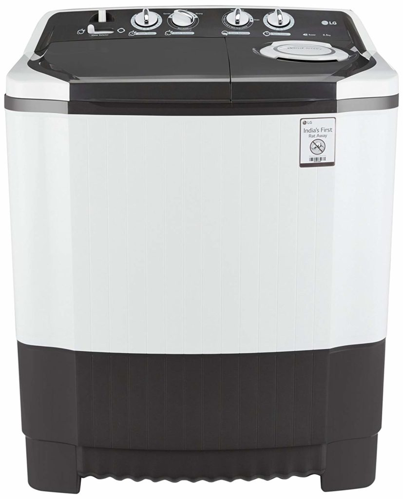 Review of LG Semi-Automatic-Top-Loading-Washing-Machine-under-15000