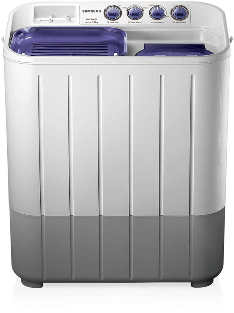Review of Samsung Top Loading Washing Machine under Rs 15000